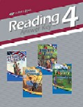 Reading 4 Four Readers & Answer Key Set