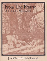 From the Prairie, a Child's Memories
