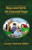 Boys and Girls of Colonial Days, 2d ed., reader