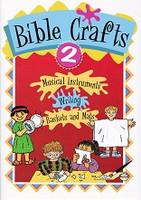 Bible Crafts 2, Musical Instruments, Writing, Baskets & Mats