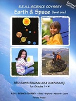 RSO Earth Science & Astronomy Level 1, for Grades 1-4