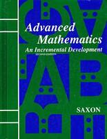 Saxon Advanced Mathematics, 2d ed., Teacher Edition