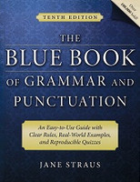 Blue Book of Grammar and Punctuation, 10th ed., workbook
