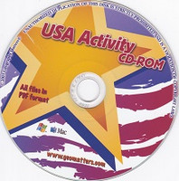 Geography Matters USA Activity CD-Rom