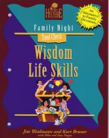 Family Night Tool Chest, Wisdom Life Skills