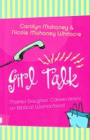 Girl Talk: Mother-Daughter Conversations