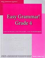 Easy Grammar: Grade 4, Teacher Edition