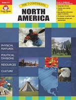 Seven Continents: North America, Grades 4-6