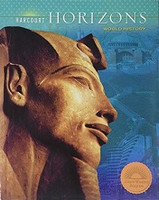 Harcourt Horizons World History, text & Activity Book Key