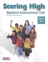 SRA Scoring High Stanford Achievement Test, Book 5