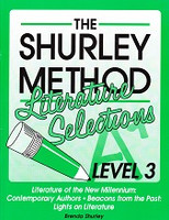 Shurley English 3 Literature Selections