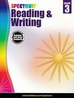 Spectrum Reading & Writing, Grade 3