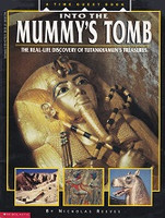 Into the Mummy's Tomb, Real-Life Discovery of Tutankhamun's