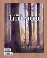 British Literature 12, 2d ed., 2 Volume Teacher Edition