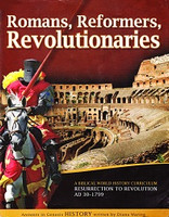 Romans, Reformers, Revolutionaries: Workbook & Teacher Set
