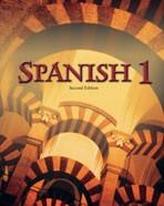 Spanish 1, 2d ed., student