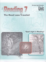 Reading 7, The Road Less Traveled LightUnits 701-705 & Key