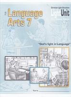 Language Arts 7, LightUnits 708-709, Sunrise Ed.