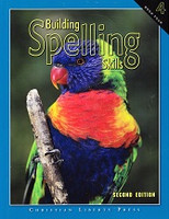 Building Spelling Skills 4, Book Four; 2d ed.