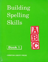 Building Spelling Skills 1, workbook & Key Set