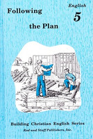 English 5: Following the Plan, student