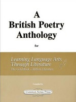 British Poetry Anthology for LLAtL Gold British Literature