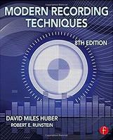 Modern Recording Techniques, 8th ed.