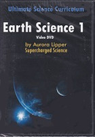 Earth Science 1, DVD Ultimate Science Curriculum