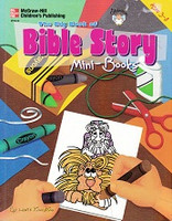 Big Book of Bible Story Mini-Books, Ages 3-8