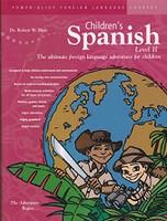 Power-Glide Children's Spanish Level II & III Workbook Set