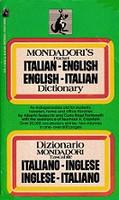 Mondadori Pocket Italian-English English-Italian Dictionary