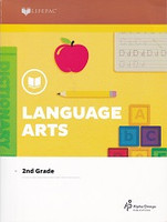 Language Arts 2, Lifepac Units 7-10 & Teacher Guide Set