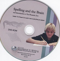 IEW Phonetic Zoo Spelling and the Brain DVD