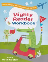 Mighty Reader Workbook, Grade 1; with Favorite Bible Stories
