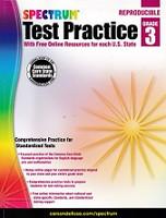 Spectrum Test Practice 3, Common Core State Standards