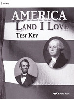 America, Land I Love 8, Test Key