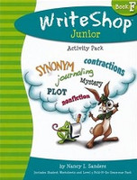 WriteShop Junior Book F Activity Pack & Teacher Guide Set