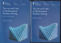 Great Courses The Art & Craft of Math Problem Solving Set