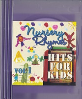 Nursery Rhymes Hits for Kids, Volumes 1-4 Set