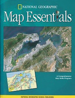 National Geographic Map Essentials, Grade 6