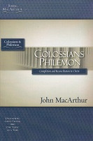 Colossians, Philemon: Completion, Reconciliation in Christ