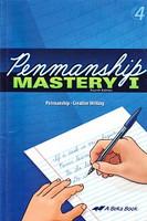 Penmanship Mastery I (4), 4th ed., student