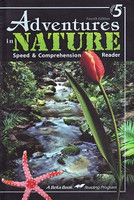 Adventures in Nature 5 Speed & Comprehension Reader