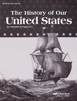 History of Our United States 4, 4th ed., Quiz-Test Key