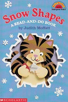 Snow Shapes, a Read-and-Do Book