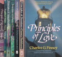 Charles G. Finney Books, Set of 7
