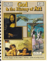 God & the History of Art, 2 Volumes in 1 Set