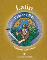 Power-Glide Latin Set