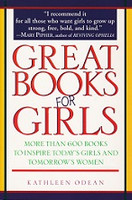 Great Books for Girls, more than 600 Books