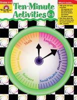 Ten-Minute Activities in 4 subjects & indoor recess
